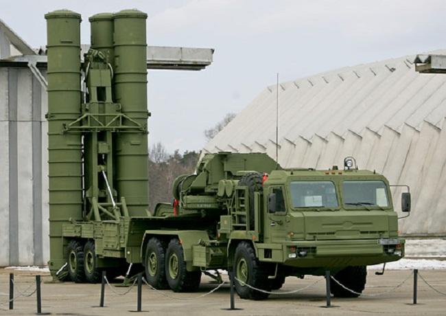 Зэнітная ракетная сыстэма С-400 «Триумф»