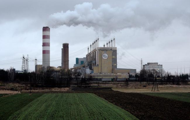 Электростанция «Поланец».