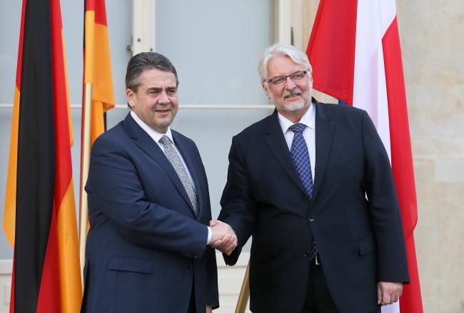 Poland must limit faith in EU, Polish FM says