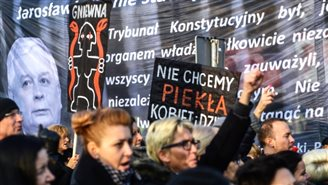 Zweiter Tag des zweiten landesweiten Frauenstreiks