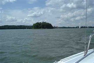 German tourist drowns in Masurian lake
