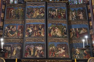 Millions pledged to conserve Kraków altarpiece