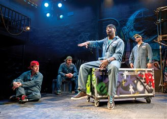Gdansk goes rap at Shakespeare festival