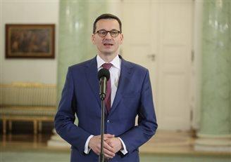 Премьер Моравецкий в СМИ: Я – финансист и антикоммунист