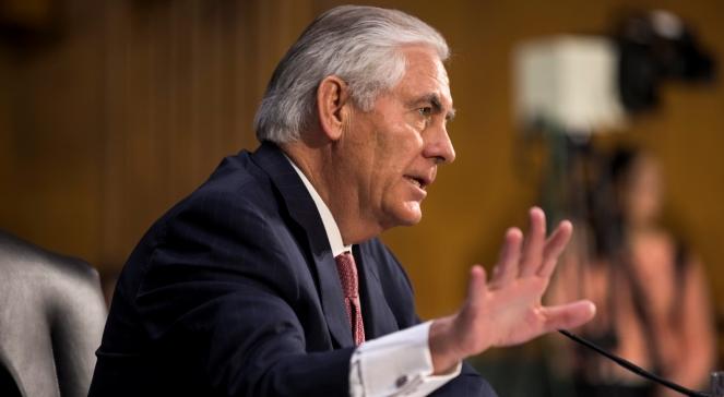 Майбутній державний секретар США Рекс Тіллерсон