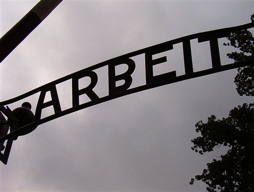Auschwitz. Photo: wikipedia