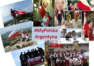 """Życie Polonii oczami uczestników Konkursu """"Być Polakiem"""""""
