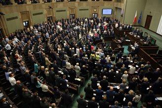 Polish MPs adopt resolution calling 1940s massacre genocide