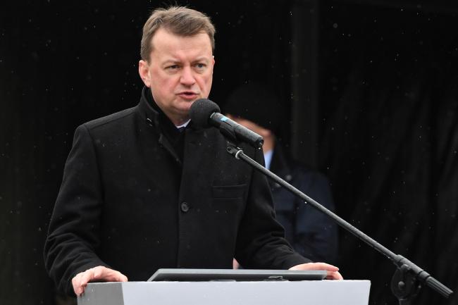 Маріуш Блащак: Польща належить до держав, які формують НАТО