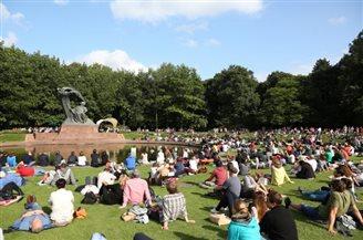 В Варшаве начался 57 сезон концертов музыки Шопена