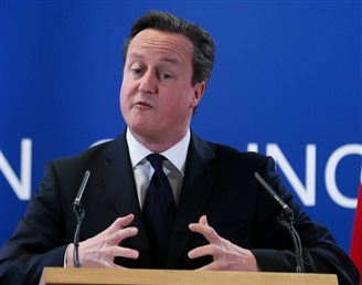 Cameron in Warsaw to push for EU reform