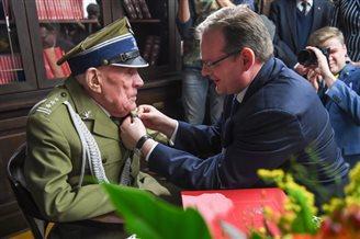 Warsaw  Rising veteran turns 105