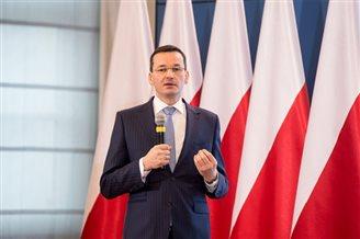 Моравєцький зустрінеться з міністрами фінансів Веймарського трикутника