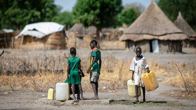 Jeder zehnte Erdbewohner hat keinen Zugang zu sauberem Wasser.