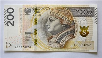 New PLN 200 banknote for Poland