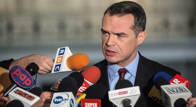 Minister Slawomir Nowak: photo - PAP/Jakub Kaminski