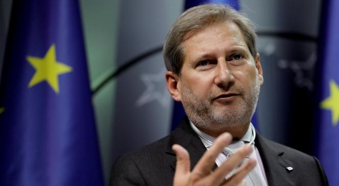 Комісар ЄС з питань європейської політики сусідства Йоганнес Ган