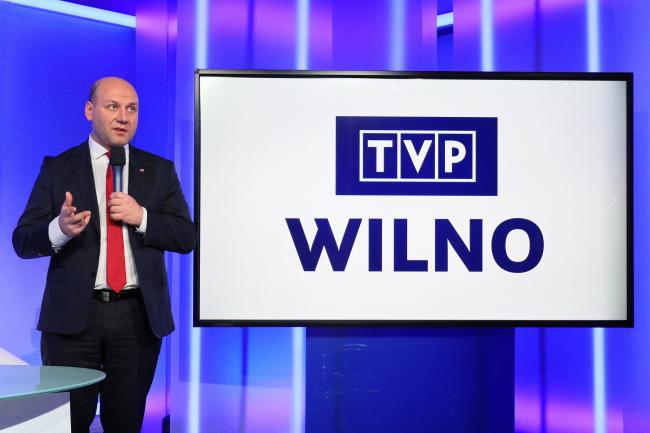 Заместитель министра иностранных дел Польши Шимон Шинковский вель Сенк