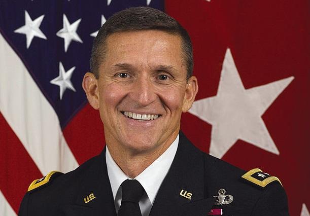 Michael Flynn. Photo: Defense Intelligence Agency/Wikimedia Commons