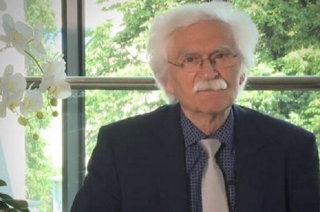 Historiker Dieter Schenk