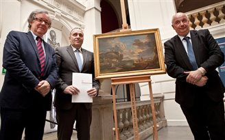 Lost painting returns to Poland