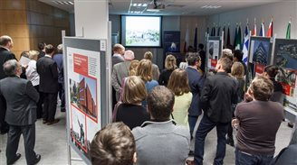 Polish Embassy in Dublin hosts architecture exhibition