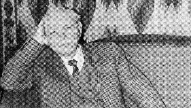 Ян Бялостоцький. 1988 рік