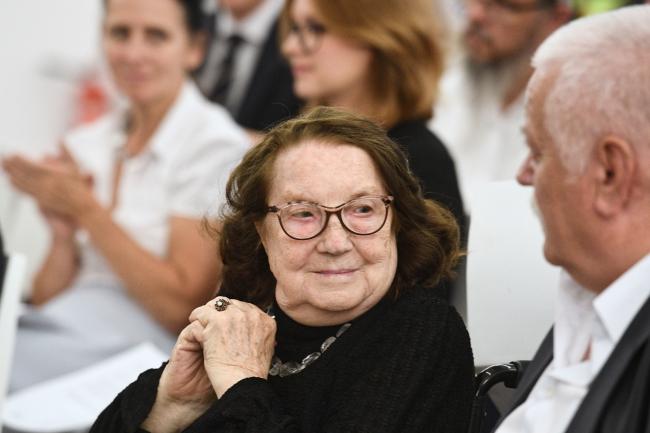 Janina Garbień. Photo: PAP / Jacek Turczyk