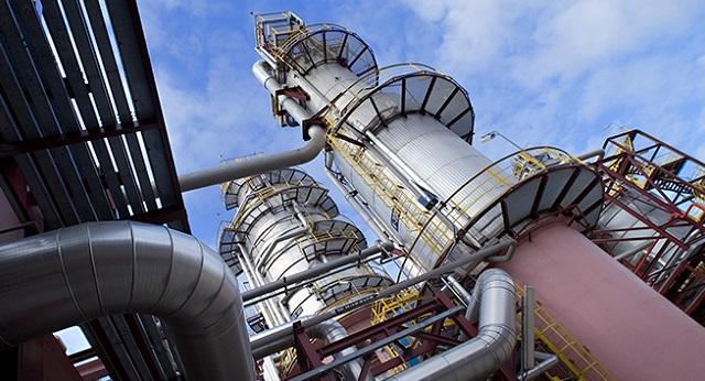 Нефтеперерабатывающий завод в Мажейкяе