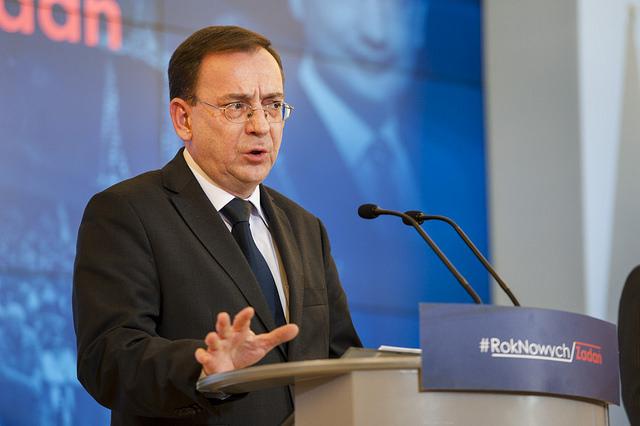 Mariusz Kamiński: Photo: KPRM.