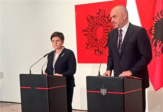 Poland and Albania sign three-year cultural cooperation agreement