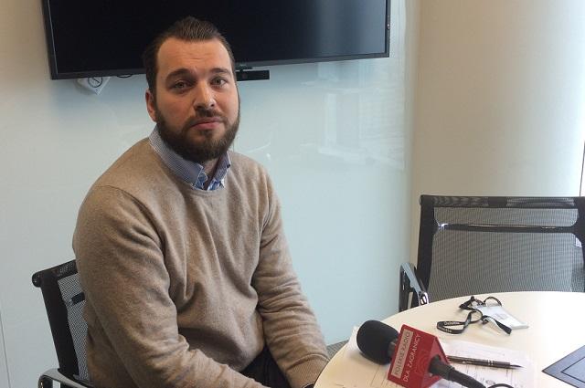 """Piotr Arak, współautor badania """"Pierwsze kroki na rynku pracy 2018"""""""