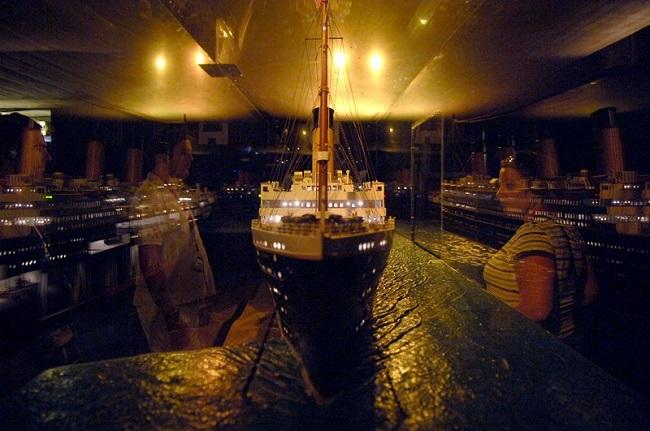 Фото: пресс-материалы Titanic The Exhibition