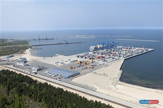 Works imminent on Gdańsk Port expansion