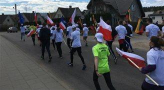 Litwa: bieg na 100 lat niepodległości Polski i Litwy