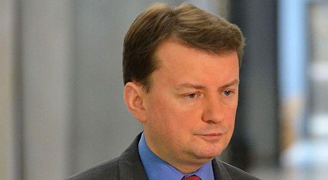 Министр национальной обороны Польши Мариуш Блашак