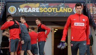 Poland poised for key Euro 2016 qualifier against Scotland