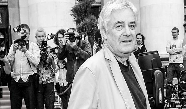 Andrzej Żuławski. Photo: PAP/Stach Leszczyński
