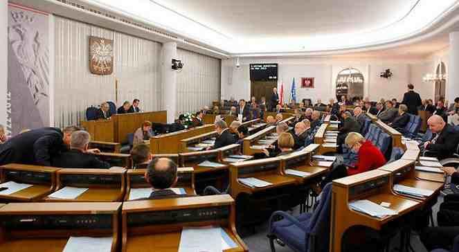 The Polish Senate. Photo: Senate.gov.pl