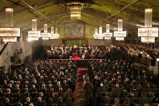 HIGH NOTE :: Symphony of Sorrowful Songs at Wieliczka