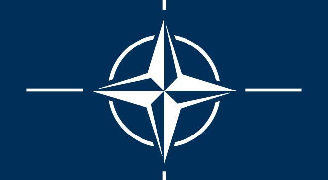 Логотип НАТО.
