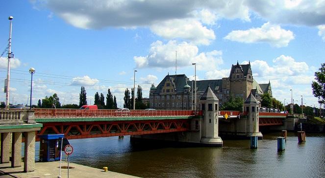 Щецин, Длинный мост.