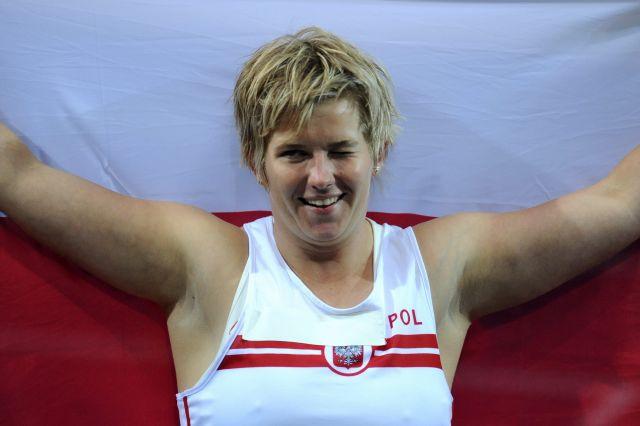 Anita Włodarczyk. Photo: wikimedia commons