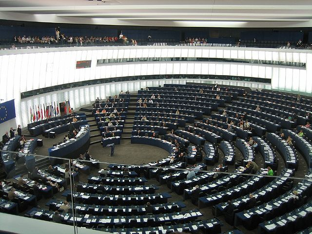 European Parliament in Strasbourg. Photo: JLogan/Wikimedia Commons