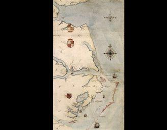 У 1590 г. бяссьледна зьнікла англійская калёнія ў Паўночнай Амэрыцы