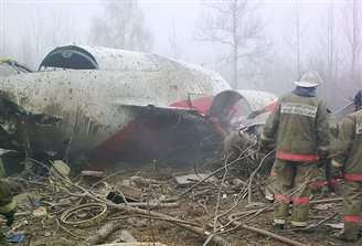 Polish commission presents new Smolensk plane crash findings