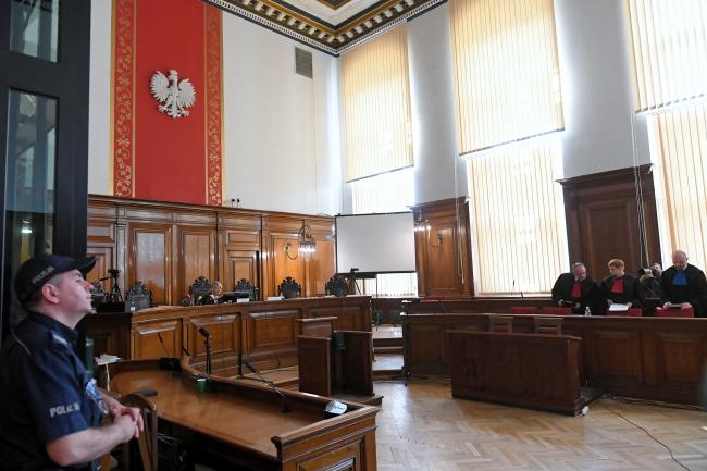 Гданьск, 20 мая 2019 г. Судебное заседание по делу Amber Gold