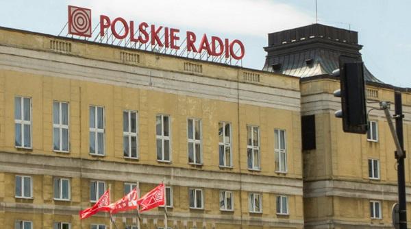 Штаб-квартира общественного Польского Радио в Варшаве