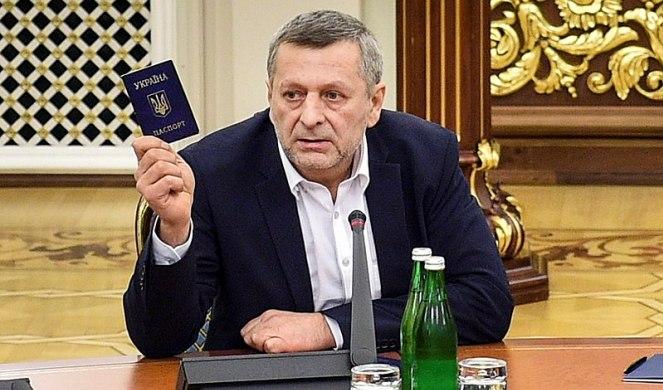 Один з лідерів кримськотатарського народу, заступник голови Меджлісу Ахтем Чийгоз
