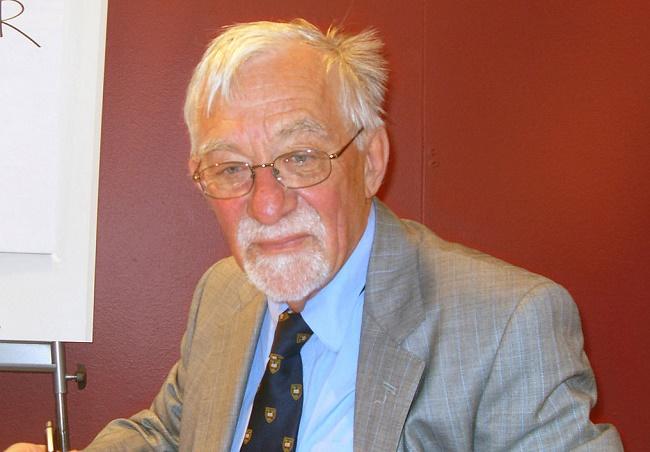 Lars Gustafsson. Photo: Wikimedia Commons